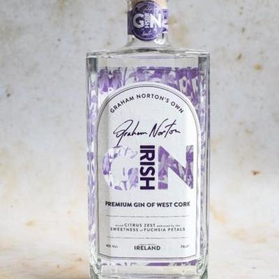 Graham Norton Gin